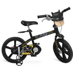 Bicicleta Batman Aro 14 - Bandeirante