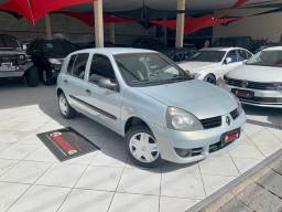 CLIO 2008 COMPLETO * VENDE HOJE * ( Gmustang veiculos )