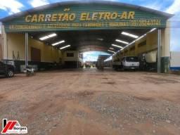 Galpão De 925m2 na Br 010, Próximo Iveco Caminhões