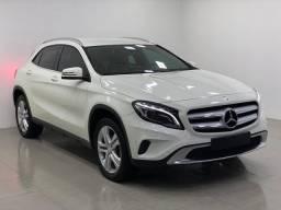 Mercedes gla 200 advance 2017 interior bege. léo careta veículos