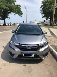 Honda Fit Ex Flexone 2016 automático