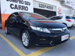 HONDA Civic Sedan LXS 1.8 Flex Mec. 4P