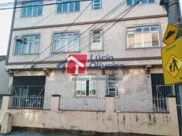 Apartamento à venda com 1 dormitórios em Olaria, Rio de janeiro cod:VPAP10161