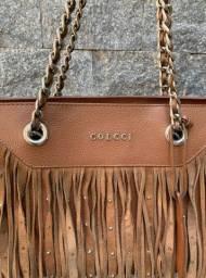 Bolsa Colcci couro legítimo original
