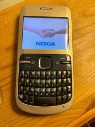 Telefone Nokia + carregador