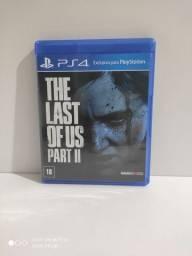 The last of us 2 jogo mídia física para ps4