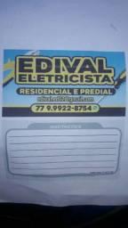Edival eletricista