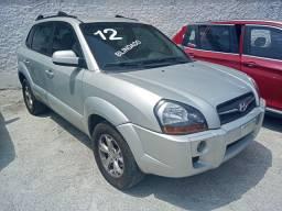 Hyundai Tucson 2012 Gls 2.0 aut/tip toplinha+couro+ardig+novíssima!!!