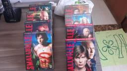 DvD Smallville 8 Temporadas