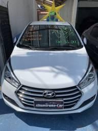 HB20S Premium 1.6 Automático 2018 Top de Linha Único dono c/ Garantia de Fábrica