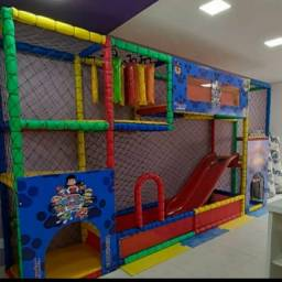 Brinquedao, Kid Play, Playground, Mar de bolinhas, Áreas Baby...