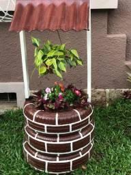 Pocinho para jardin