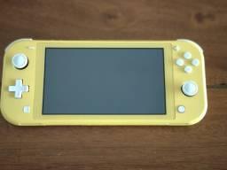 Nintendo Switch Lite Amarelo