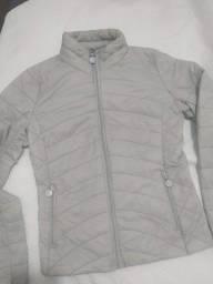 Jaqueta casaco cinza