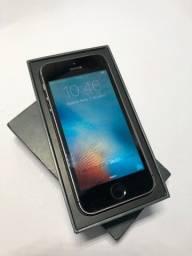 Iphone 5s semi novo na caixa