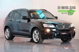 BMW X3 XDRIVE MSPORT 3.0 35I 306HP BLINDADA NIVEI 3 PIQUET 4P