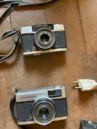 Estúdio fotográfico antigo, peças avulsas