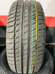 Título do anúncio: 01 pneu remolde aro 205/55/16 ( eco tyres instalado)