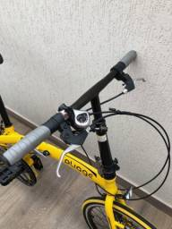 Bicicleta Dobrável Pliage