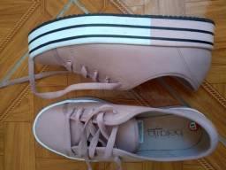 Sapato R$45, (beira rio, 37), novo!