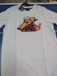 Camiseta estampada navyway
