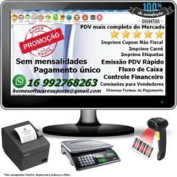 Título do anúncio: Sistema PDV, Sistema para Supermercado, Lojas, Frente de Caixa - Boa Vista