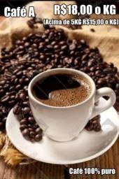 Café 100% puro (Entragamos em sua casa)