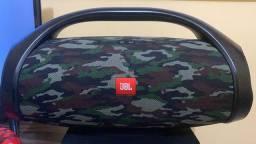 JBL boombox camuflada