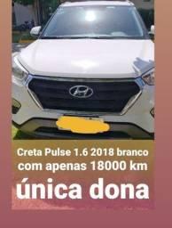 Vendo Creta Pulse 2018 18000 km