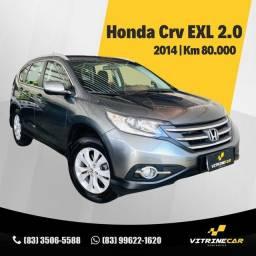 Título do anúncio: Honda CRV 2014