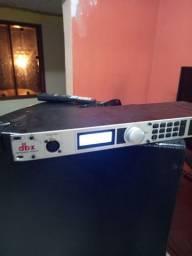 Processador de áudio Yamaha dbx pa+