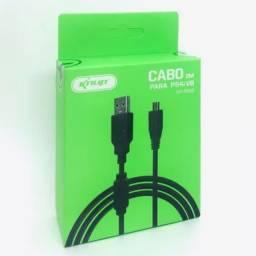 Cabo Usb ? Micro USB Para Ps4 2m
