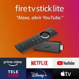 Fire TV Stick Lite Com Alexa
