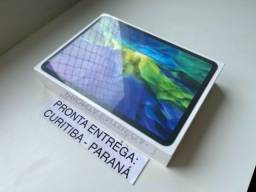 iPad Pro 11 (2020) 128 gb Prateado / Aceito troca