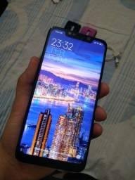 Xiaomi Pocophone F1 128GB / 6GB RAM Grafite - IMPECÁVEL!
