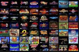 Jogos de fliperama para pc Neoragex 5.0 181 jogos ( 2.68 gb )
