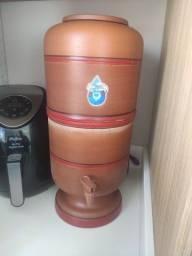 Filtro de barro GRANDE - melhor água comprovado cientificamente