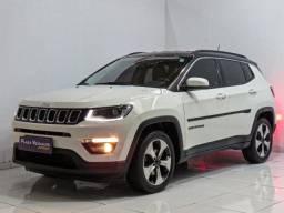 Jeep Compass 2.0 Longitude Flex Automático 2018/2018