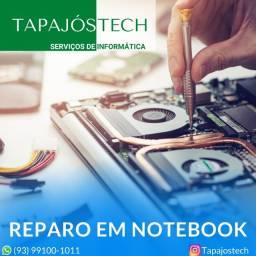 Consertamos Notebook