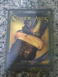 O Senhor Dos Anéis RPG Livro Básico
