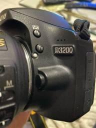 Câmera Nikon D3200