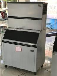 Maquina de Gelo 150kg Deposito 140kg