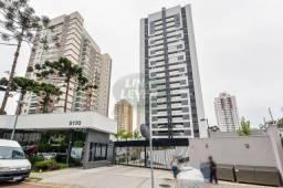 Apartamento com 3 dormitórios para alugar, 105 m² por R$ 3.800,00/mês - Ecoville - Curitib