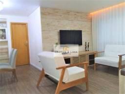 Apartamento com 3 dormitórios à venda, 103 m² por R$ 602.000,00 - Jardim Esplanada II - Sã