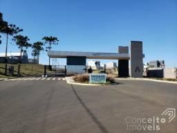 Casa de condomínio à venda com 3 dormitórios em Cará-cará, Ponta grossa cod:392654.001