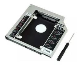 Adaptador Caddy para Notebook 9,5mm