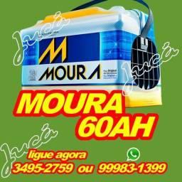 Título do anúncio: Paraa Tudoo !!! Mega oferta de baterias Moura e Zetta !!!!!