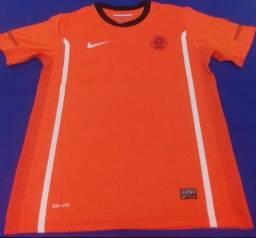 Camisa Holanda 2010 - Usada - Tamanho M
