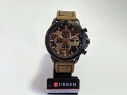 Relógio Masculino Curren 3x sem Juros