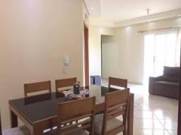 Apartamento com 3 dormitórios para alugar, 78 m² por R$ 1.330,00/mês - Vila Paraíso - Caça